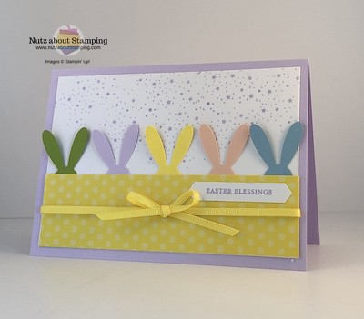how to make a really fun easter card