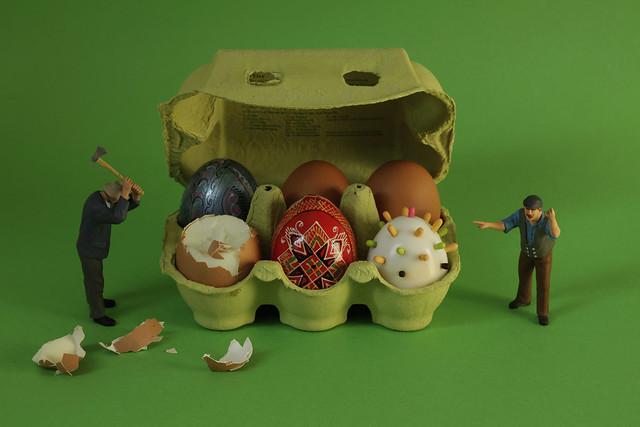 unusual Easter