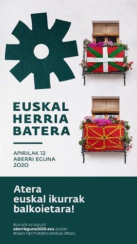 Euskal Herria Batera Aberri Eguna 2020