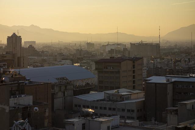 Téhéran, février 2020.