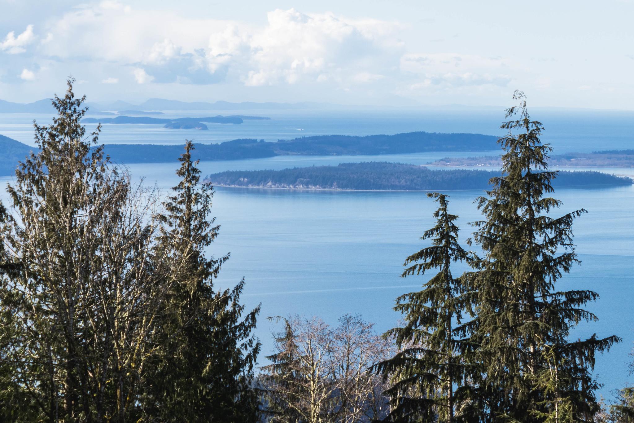 Puget Sound islands