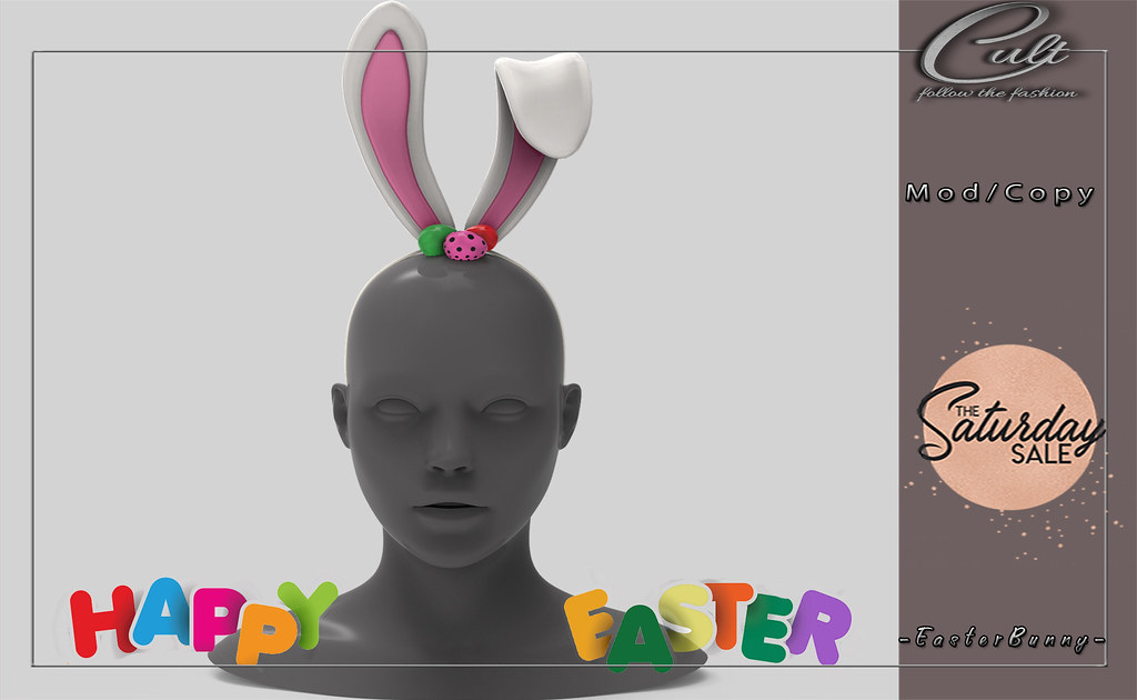 : CULT : Easter Bunny