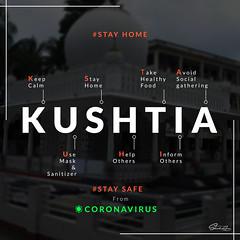 Coronavirus Kushtia