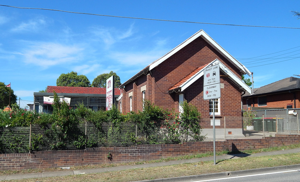 Sydney Shakti Temple, Former Uniting Church, Old Toongabbie, Sydney, NSW.