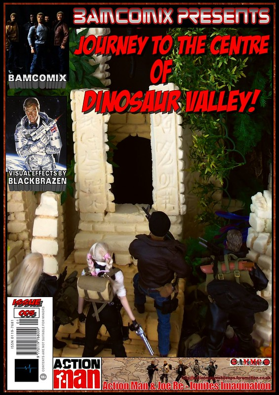 Journey to the centre of Dinosaur Valley! -- Chapter Five 49755918663_581c6a2916_c