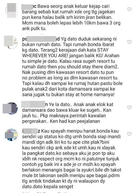 Aliff Syukri Langgar PKP