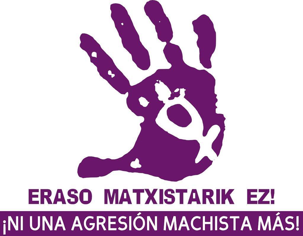 Banner Eraso Matxistarik EZ!