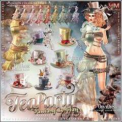 "!dM deviousMind ""TeaParty"" **GACHA KEY**"