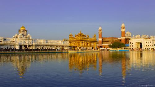 Le lieu le plus sacré - Amritsar, Inde
