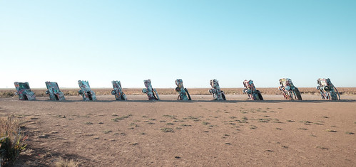 Cadillac Ranch | by Michael Dales