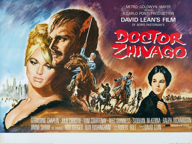 Cartel 'Doctor Zhivago'