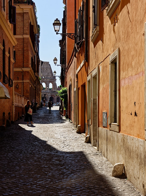 Roma / Via del Cardello / Colosseo