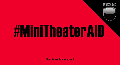 2020.04.13.#MiniTheaterAID.TVmonitor2