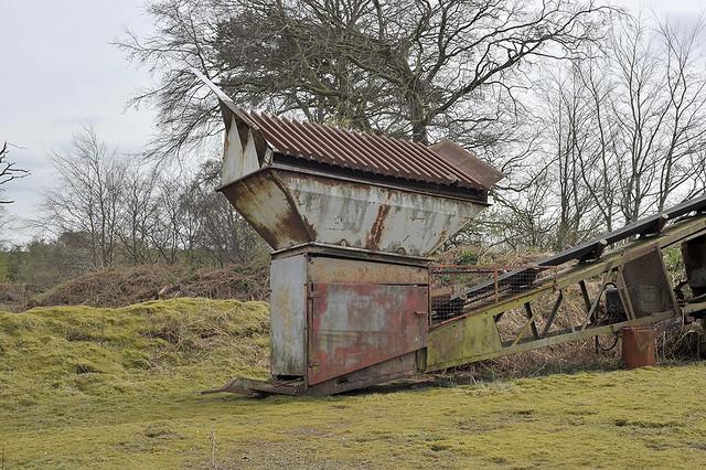 Abandoned Lockdown Machine