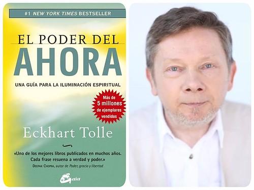 """""""EL PODER DEL AHORA"""" de Eckhart Tolle"""
