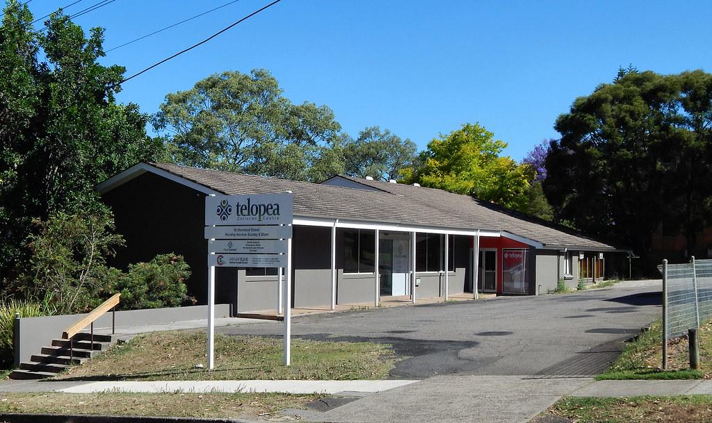 Telopea Chrisitan Centre, Telopea, Sydney, NSW.