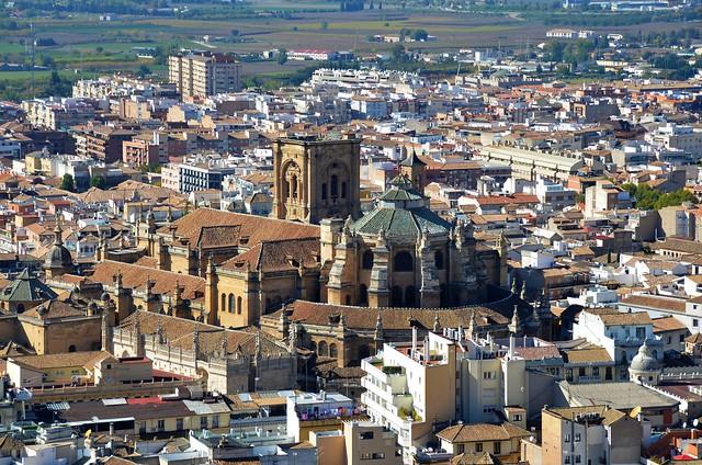 Granada - Fotos De y Desde la Alhambra
