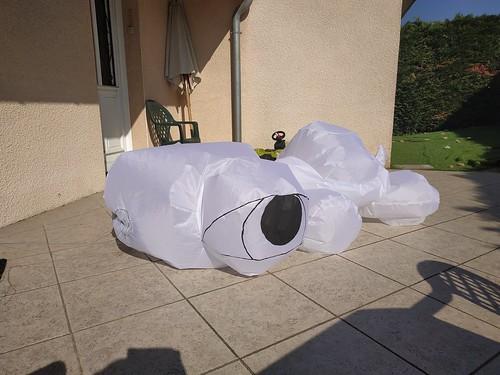projet en cours: tortue gonflable 49756427461_5e59578368