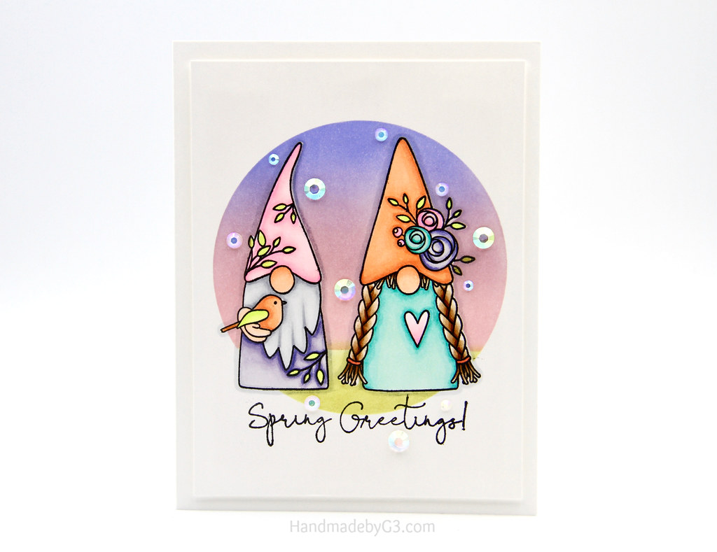 Spring Greetings card