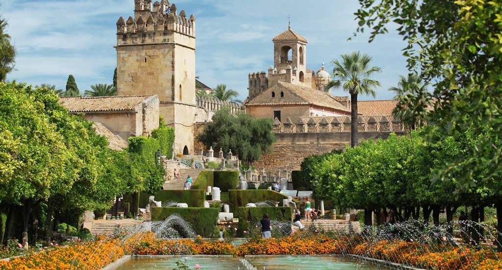 Dagtrips vanuit Sevilla: Cordoba, bezoek het Alcazar van Cordoba | Mooistestedentrips.nl