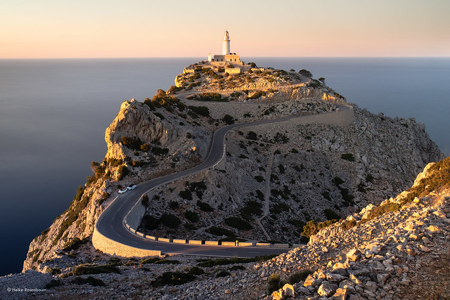 The lighthouse of Cap Formentor II