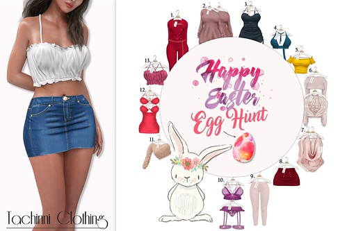 Tachinni Clothing - 2020 Easter HUNT *13 Products* !