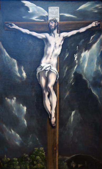 Christ on Cross, c. 1605