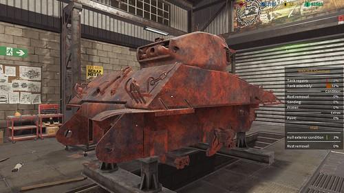 TMC (PC) - M4A3E8 'Easy Eight' Renovation
