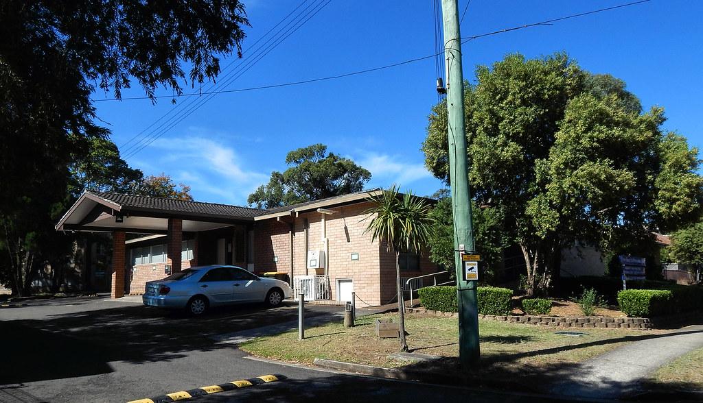 Sydney Young Nak Presbyterian Church, Telopea, Sydney, NSW.