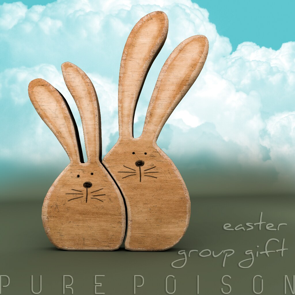 Pure Poison – Easter Group GIFT