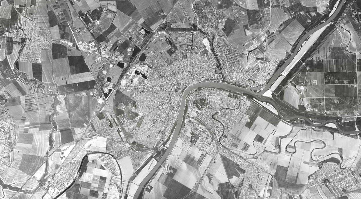 Amikor a CIA kémműholdja lefotózta Szegedet