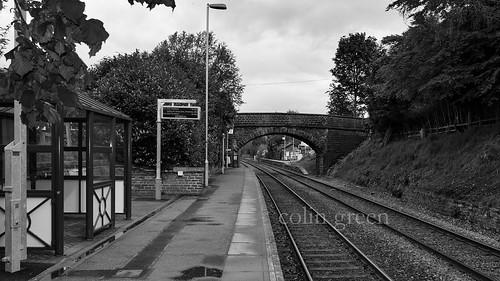 Shepley Railway Station