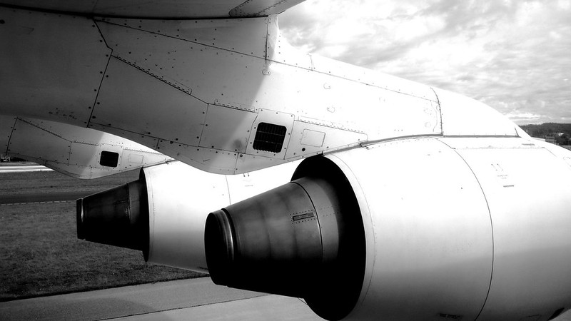 Plane to London from Zürich