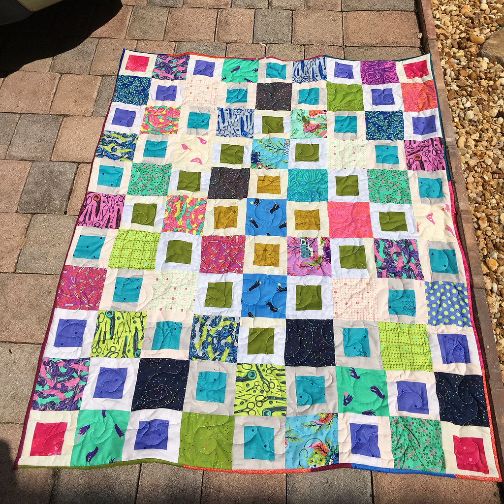 Patti's Frances Quilt