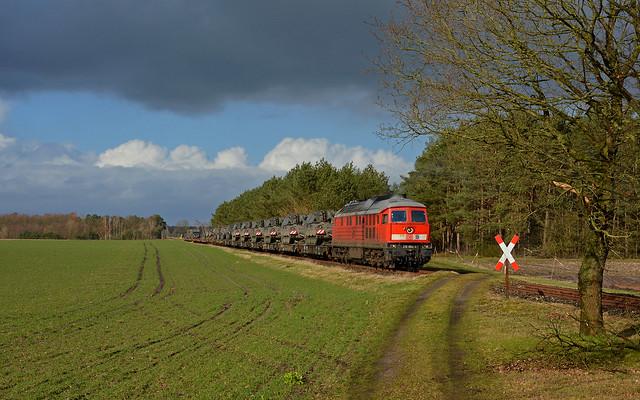 DB Cargo 232 654-4 - Trauen