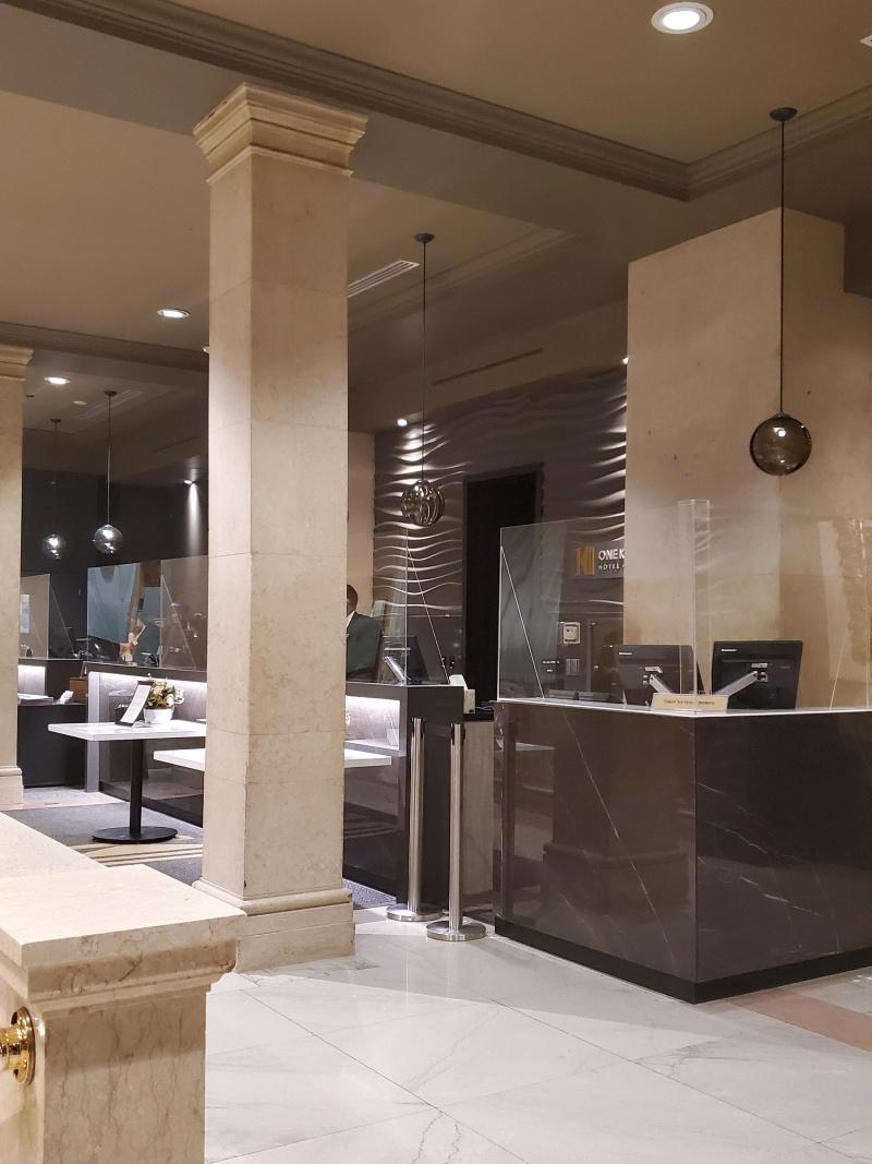 1 King West Hotel lobby