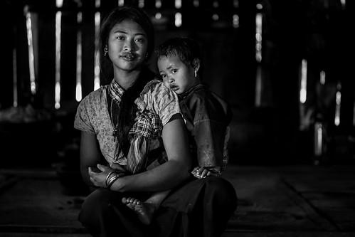dicembre 2019 kayah akhu capanne ahkar paluang annend portrait people myanmar ritratti tribu lisi
