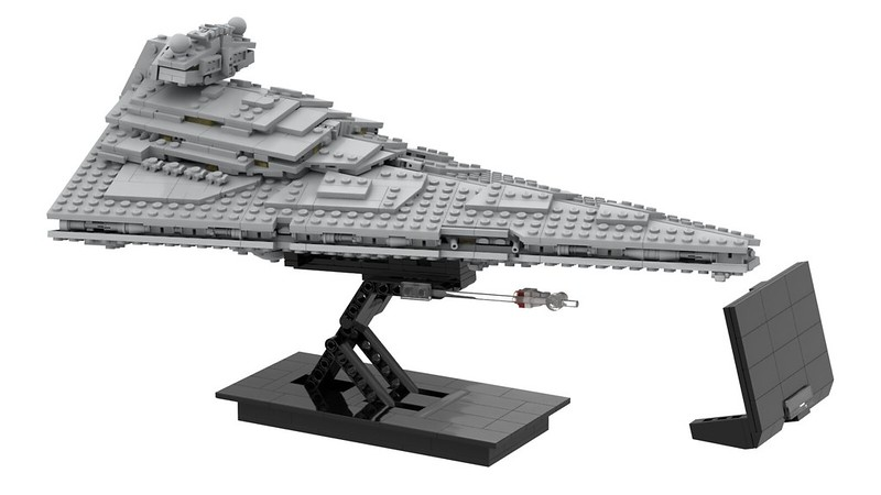 Imperial-class Star Destroyer (2020 revision)