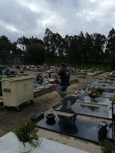 Limpeza e asseio dos Cemitérios