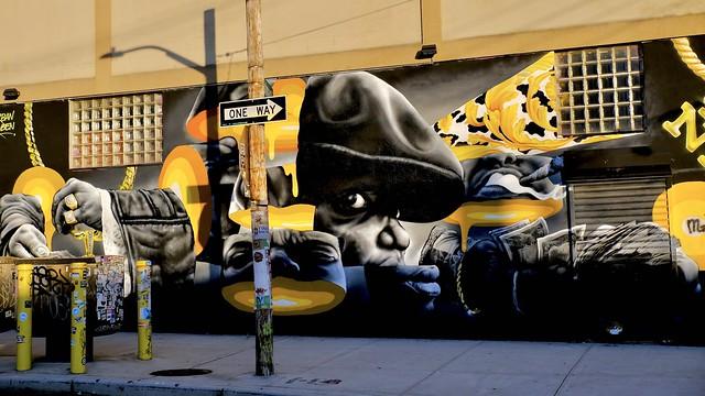 Street Art, Bushwick Collective #2