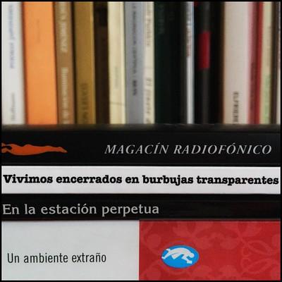 Magacín radiofónico en estado de alarma 10.4.20 #yomequedoencasa #frenarlacurva #haikusdestanteria #quedateencasa