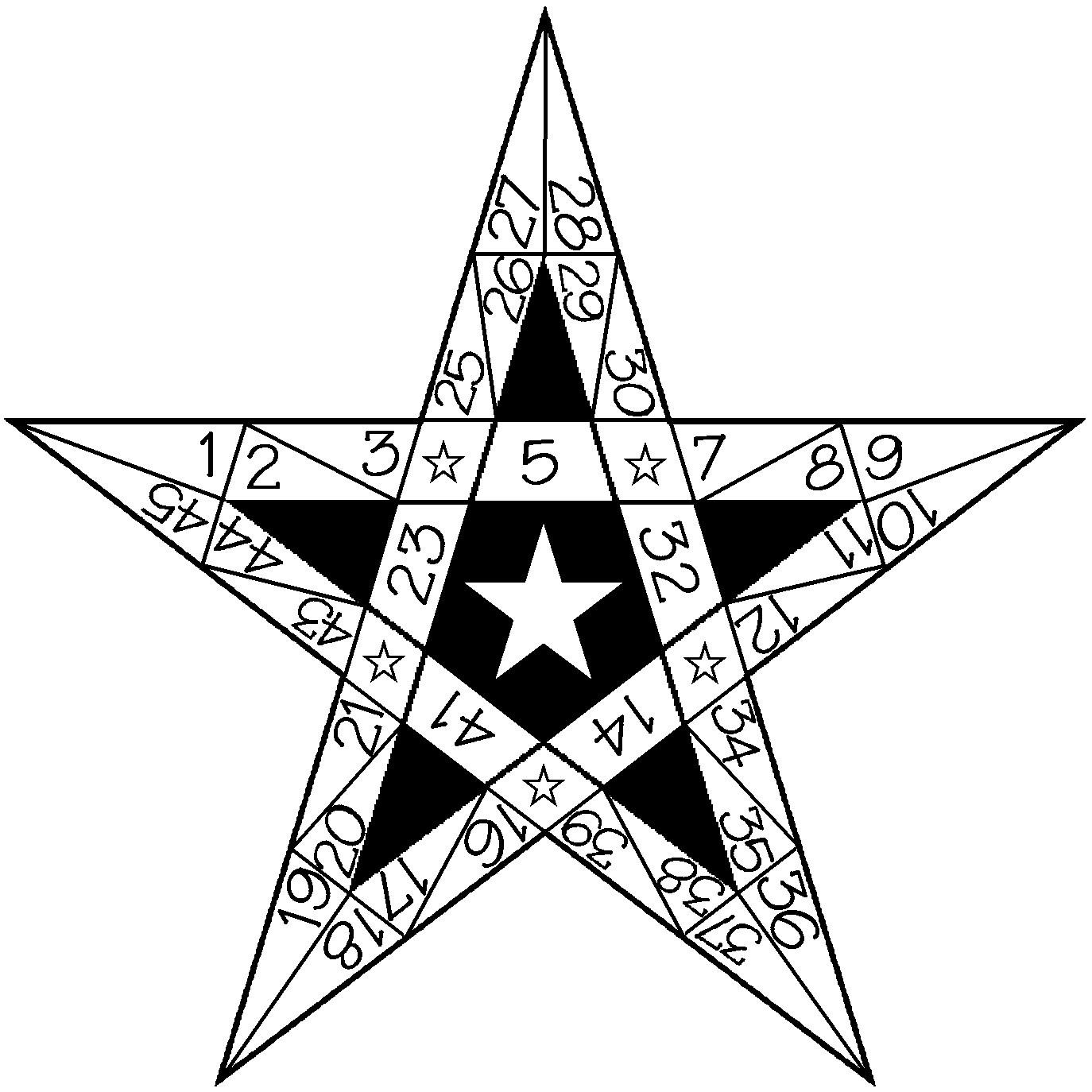 010-stjerne