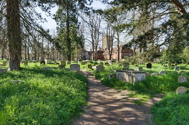 The Great Churchyard