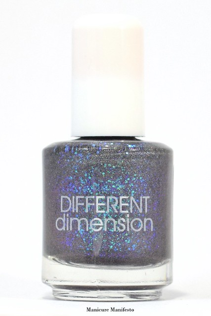 Different Dimension Black Dahlia