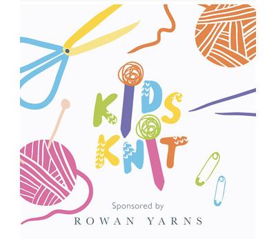 Kids Learn to Knit from Rowan
