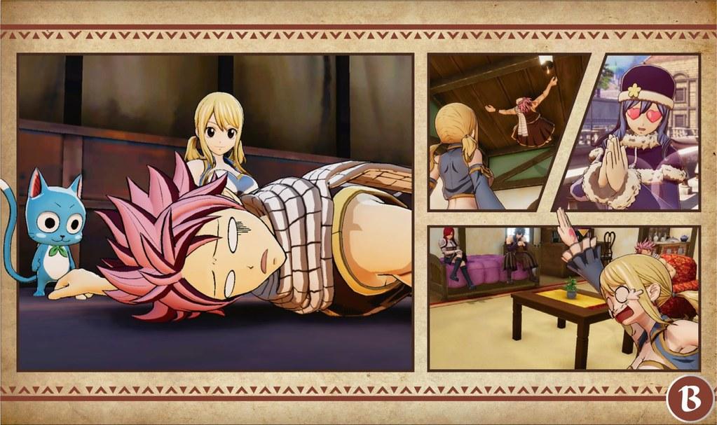 Fairy Tail - Alt Kapak 2