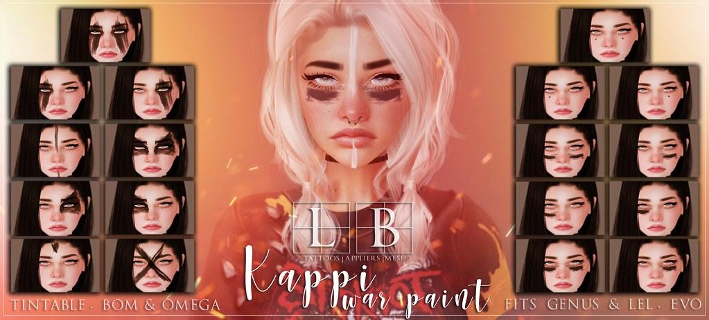 Ladybird. // Kappi @ Phases!