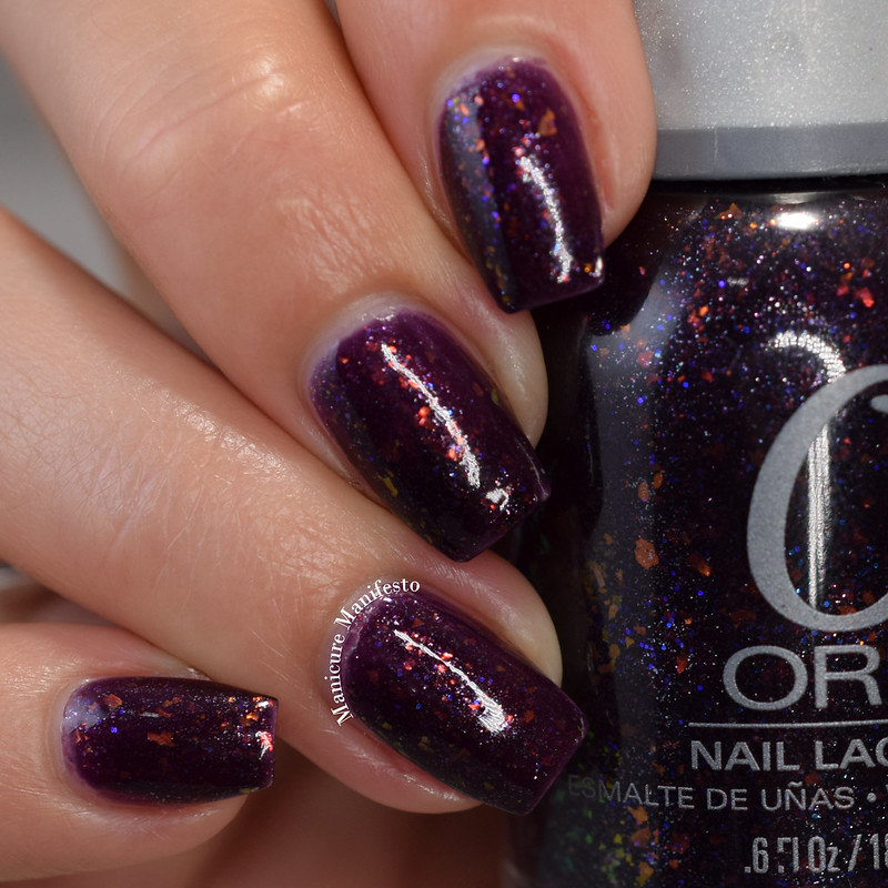Orly Fowl Play review