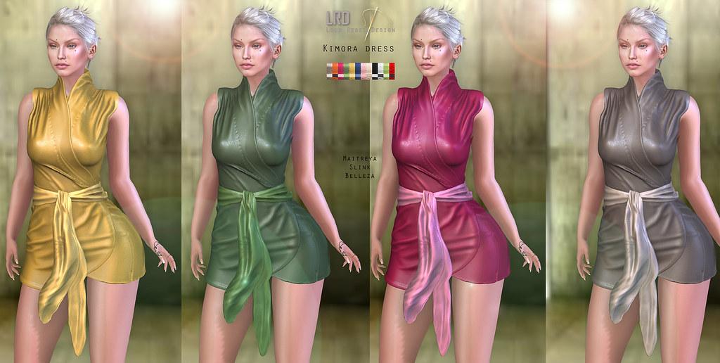 LRD Kimora dress