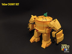 Yellow CHUNKY BOT
